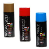 China Solvent Based High Gloss Custom Spray Paint Multi Purpose With Many Colors on sale
