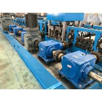 China High Speed C Z Purlin Roll Forming Machine with 70mm soild shaft on sale