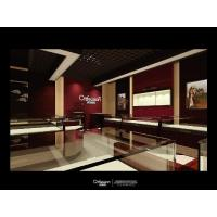 Quality jewellery showroom display cabinets /Jewelry shop glass stand vitrines for sale