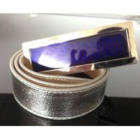 Quality Silver belt with Flashing LED message belt bucke for sale