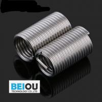 Quality wire thread insert with 304 stainless steel material for sale