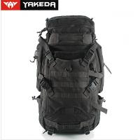 Hiking Tactical Gear Bags / Tactical Molle Backpack Lightweight For Man