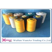 Quality Ring Spun Sewing Thread Polyester With Multi Color, 20/2 20/3 40/2 50/3 for sale