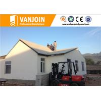Quality Fire Resistant Area Saving EPS Sand Cement Sandwich Wall Panels for sale