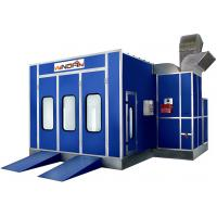 Quality Car Maintenance, Painting, Auto Spray Booth With Exhaust fan and intake fan WD-20 for sale