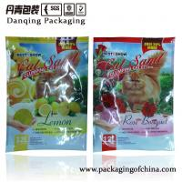 Quality 3 Sides Sealing Pet Food Packaging High Barrier Food Pouches Packaging for sale