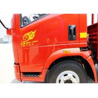 China Red Light Duty Trucks SINOTRUK HOWO 4.5 Tons With 490Xichai Engine on sale