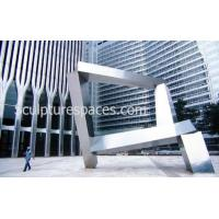 China Stainless Steel Modern Landscaping Arts on sale