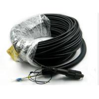 Quality Multimode Fiber Optic Patch Cables DLC/PC DLC/PC Outdoor Protected Branch Jumper for sale