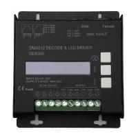 Buy Aluminium Alloy Housing Dmx512 Master Led Controller With Standalone Dimming at wholesale prices
