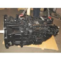 Quality Black Truck Spare Parts FAST Gearbox Assembly With 9 / 10 / 12 Speed Gear for sale