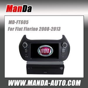 Quality Manda car multimedia for Fiat Fiorino 2008-2013 in-dash head unit touch screen dvd gps auto radio for sale
