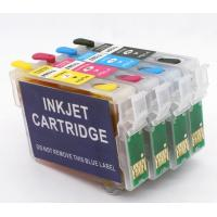 China T1261 T1262 T1263 T1264 ink cartridge for Epson Workforce 635 840 refillable cartridge on sale