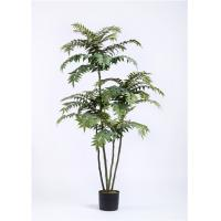 China Indoor Silk Plants And Trees Asthetic Ailanthus Altissima Strong UV Resistance for sale