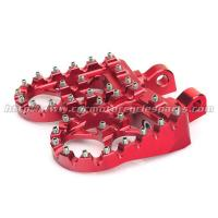 Quality Adjustable Aluminum Anodizing Harley Davidson Parts Foot Pegs Rests Pedals for sale