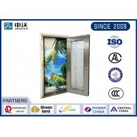 Quality Single Open Stainless Steel Fire Rated Doors High Temperature Resistant for sale
