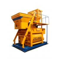 Quality High Performance Concrete Mixer Machine 25rpm Mixing Drum Speed With Cement Silo for sale