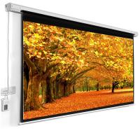 Automatic projection screen quality automatic projection for Motorized home theater screen