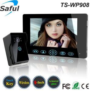 China apartment video door phone intercom system on sale