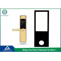 ITO Glass Capacitance Touch Panel Access Door , Home Security Touch Screen