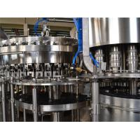 Quality Carbonated Drink Filling Machine for beverage for sale