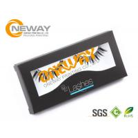 Buy cheap Eyelash Printing Wooden Cosmetic Packaging Boxes velvet Material from Wholesalers