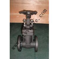 Buy cheap Forged Steel Gate Valve Double Flange A105N from Wholesalers