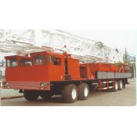 Quality Oil Drilling Industry Truck Mounted Drill Rig Petroleum Equipment Workover Rig for sale