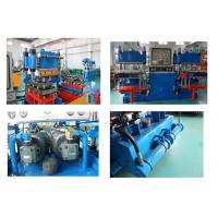 Quality 74.8kw Hydraulic Pressure Rubber Strap Making Machine Stable Performance for sale