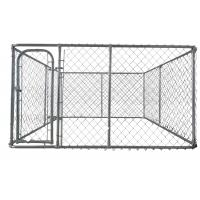 Quality Heavy Duty Portable Dog Barrier , Removable Pet Fence Anti Corrosion for sale