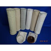 China PTFE felt/ PTFE filter bag / dust collector bag/High efficient PTFE dust collection filter bag on sale