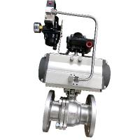 Quality Double acting pneumatic actuator dual action rack and pinion rotary actuator for valve for sale