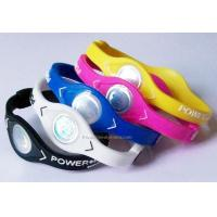 Quality promotion hot selling silicone bracelet for sale