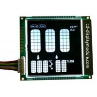 China White Backlight VA COG LCD Module Display Transmissive Negative 3.3 V HT16C23 on sale