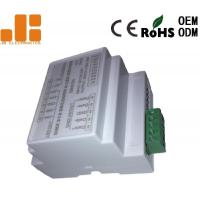 Buy DIN Rail Version Rf Led Controller / Led Light Controller With ABS Material at wholesale prices