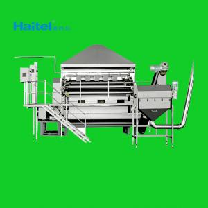 Quality Haitel Automatic breakfast cereal oatmeal production line rice flour making machine from China for sale