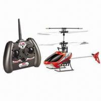 2.4GHz Full RC Helicopter with 4 Channels and able to Move in 6 Directions