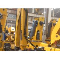 Buy Structure Knuckle Boom Truck Mounted Crane, 5.5m Max Reach Height at wholesale prices