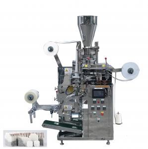 China PLC Control Tea Powder Packing Machine , Electric Driven Tea Bag Sealing Machine on sale