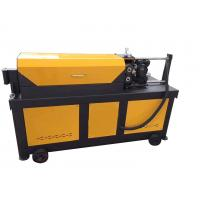 Buy cheap 22.5kw CNC Rebar Processing Equipment For Straightening Wire Adjustable Speed from wholesalers
