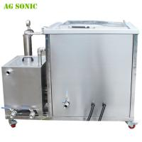 China 360L Automotive Gears Ultrasonic Cleaner for Cleaning Heavily Contaminated Parts on sale