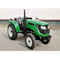 Quality Agriculture Four Wheel Tractor 150 Hp Diesel Engine With Front Loader / Backhoe for sale