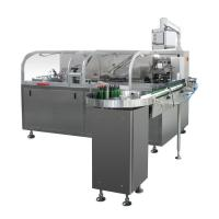 Quality Horizontal Automatic Cartoning Machine With High Work Efficiency for sale