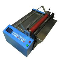 Quality automatic square tube cutting machine LM-400S,electric fabric cutting machine for sale