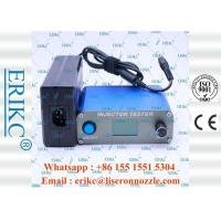 China Denso Diesel Injector Tester Common Rail  / Injector Nozzle Tester Bosch on sale