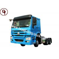 Quality RHD / LHD Sinotruk HOWO Lorry Tractor Unit 10 Wheeler Trucks Tractor Cab for sale