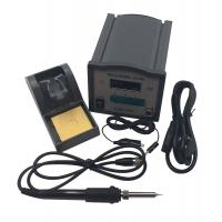 Lead Free Hot Air Solder Rework Station , Temperature Controlled Soldering StationEnergy Saving