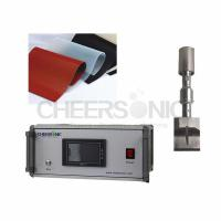 Quality Multi Function Raw Rubber Cutting Machine With Ultrasonic Cutting Tool  for sale