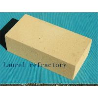 Quality Insulated Fire Brick Refractory Light Weight For Sulphur recovery for sale