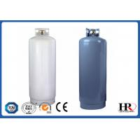 Quality Anti Corrosive 108L Steel LPG Gas Cylinder , Minimum Wall Thickness 2.44mm for sale